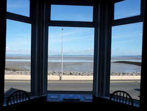 Sandown Holiday Flats Morecambe Holiday Flat 1- View From Window
