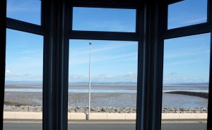 Sandown Holiday Flats Morecambe Holiday Flat 2- View From Window